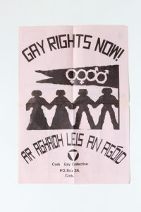Image courtesy of The Cork LGBT Archive (Photo, Josef Kovac)